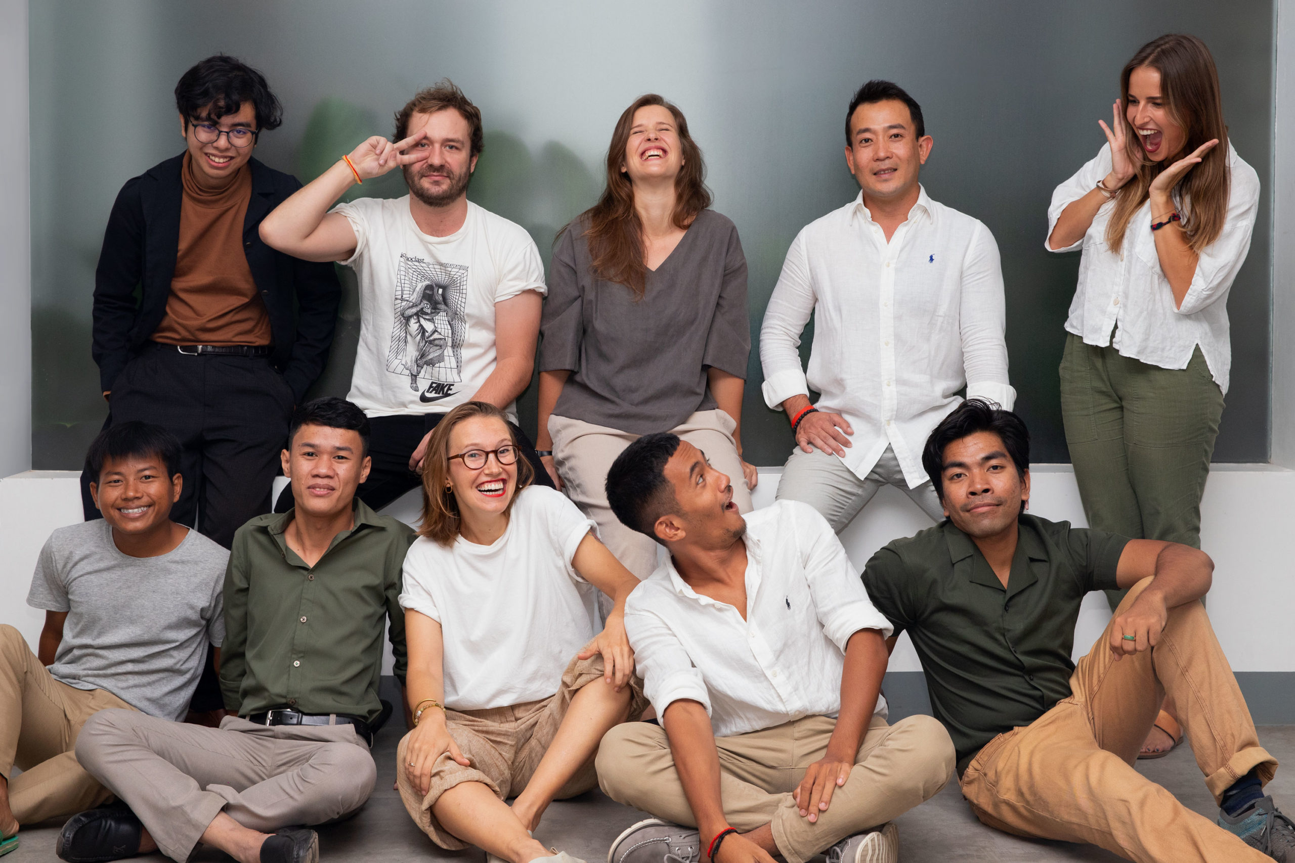 The MIRAGE Collective in Siem Reap Cambodia