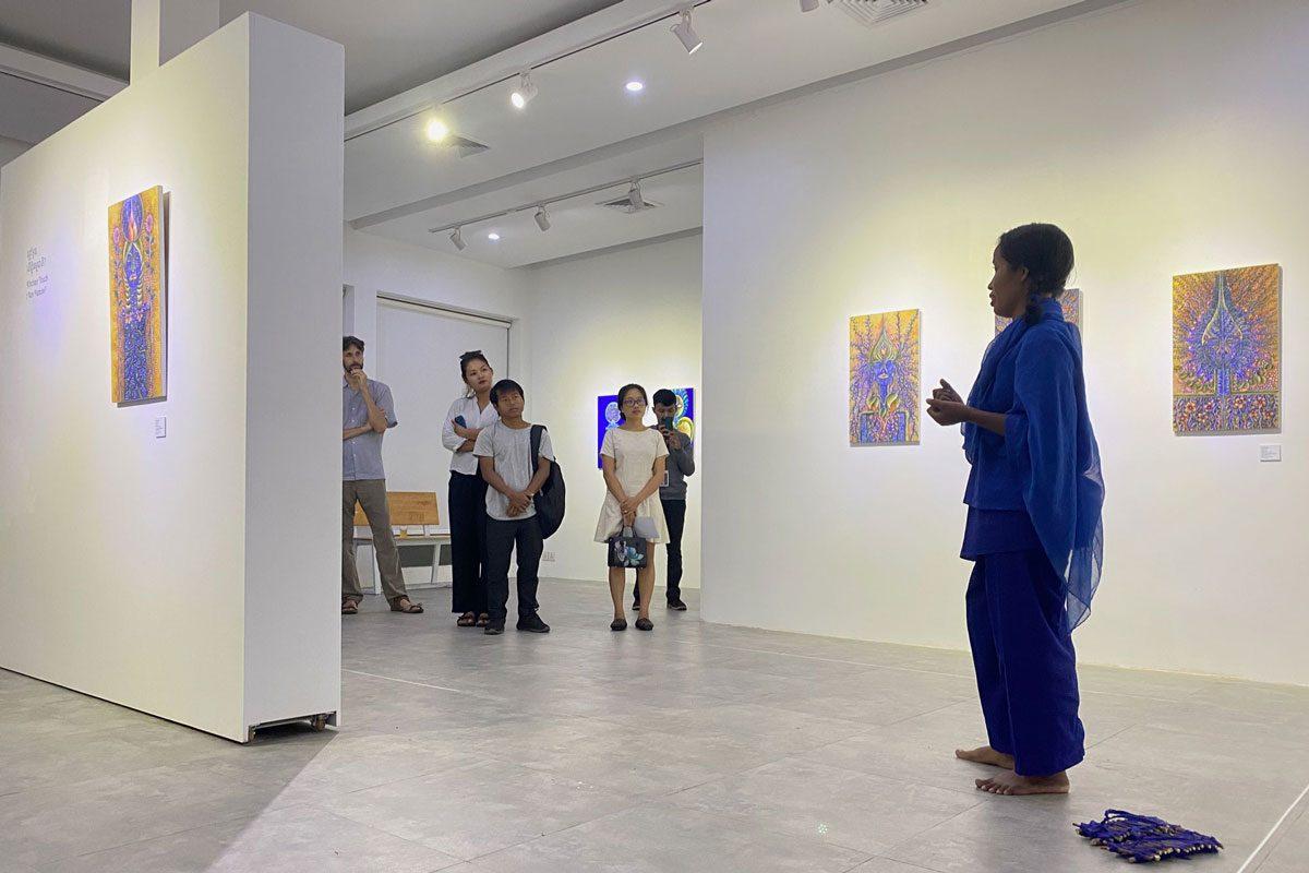 IAmNature_KhchaoTouch_OpeningNight_at_MIRAGE_ContemporaryArtSpace